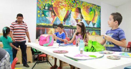 Consideraciones para enseñar sobre arte y cultura a los niños
