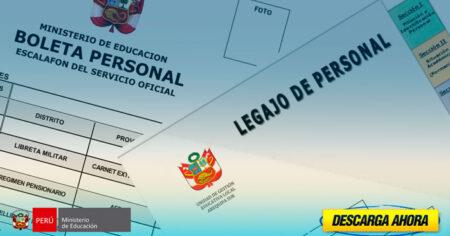 FORMATO DE LEGAJO PERSONAL DEL DOCENTE CONTRATADO 2020
