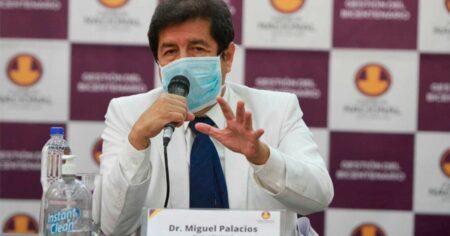 Toque de queda de 8 p.m. a 4 a.m. por dos semanas es lo que propone el Colegio Medico del Perú