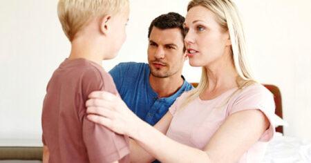 Aprende a decirle NO a un niño sin que salga llorando
