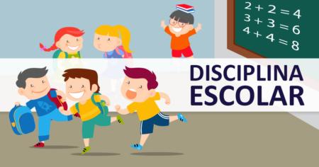 Enseñar la correcta disciplina escolar para niños en preescolar