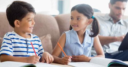 Hacer que un niño escriba un diario
