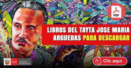 obras de José María Arguedas en PDF